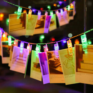1-5M-3M-6M-Photo-Clip-LED-String-Lights-Decoration-Light-For-Wedding-Party