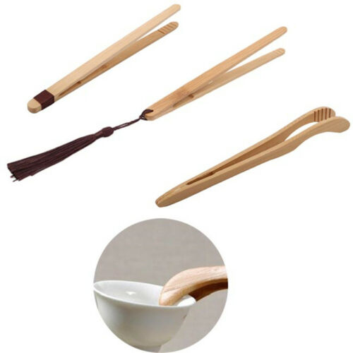 Home Useful Clip Wooden Bamboo Salad Kitchen Food  Salad Cooking Utensil CB