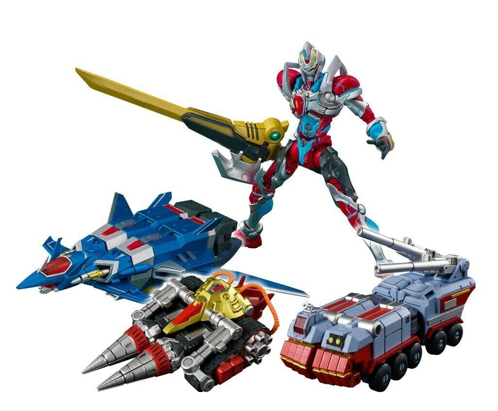 Actibuilder SSSS.GRIDMAN DX Assist Weapon Set MegaHouse Japan New