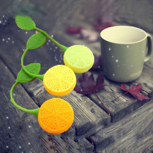 Healthy Total Tea Infuser Strainer Bags Loose Leaf Steeper Press Tea Filt
