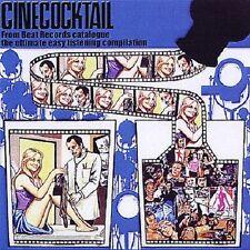 CINECOCKTAIL 1 - 2CD COMPLETE SCORES - LIMITED EDITION - RIZ ORTOLANI / VARIOUS