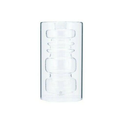 Ichendorf Milano Rings Ölflasche Essig Spender Flasche Borosilikat 15 x 20 cm