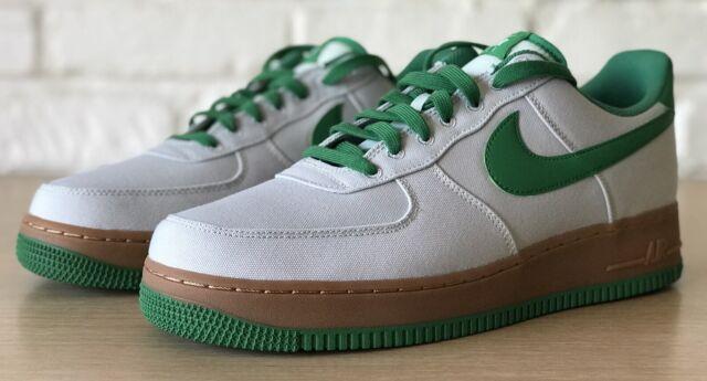 Size 10.5 - Nike Air Force 1 '07 TXT Light Bone Aloe Verde for ...