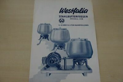 198285) Westfalia - Stahlbutterfaß - Prospekt 195?