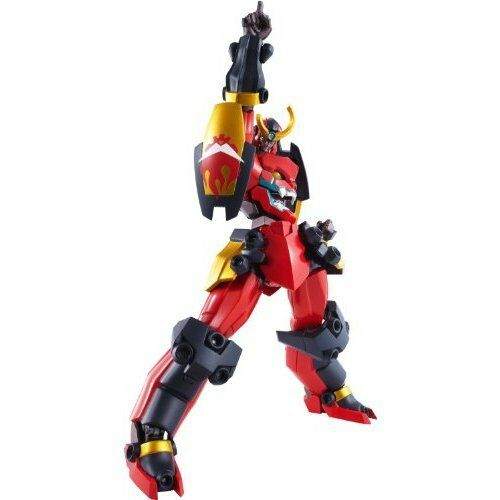 Super Robot Chogokin GURREN GURREN GURREN LAGANN Action Figure BANDAI TAMASHII NATIONS Japan 307e77