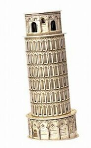 3d Puzzles Schiefer Turm Pisa,italy,23cm Kartonbausatz,3d Puzzle Reiseaccessoires