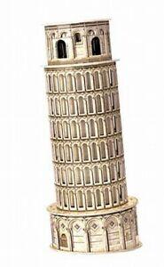 Schiefer Turm Pisa,italy,23cm Kartonbausatz,3d Puzzle Spielzeug