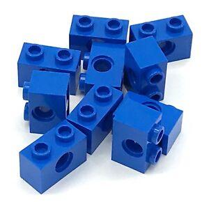 Lego 5 New Yellow Technic Bricks 1 x 1 with Hole Pieces