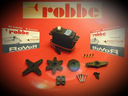 S3006 v Servo ROVOR S3006 BB,ROVOR High Performance Servo Nr. robbe