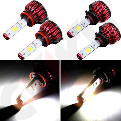2016 CREE LED Headlight High Power 80W 8000LM Light Bulb White High /& Low Beam