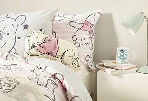 Disney Winnie The Pooh Duvet Reversible Bed Set