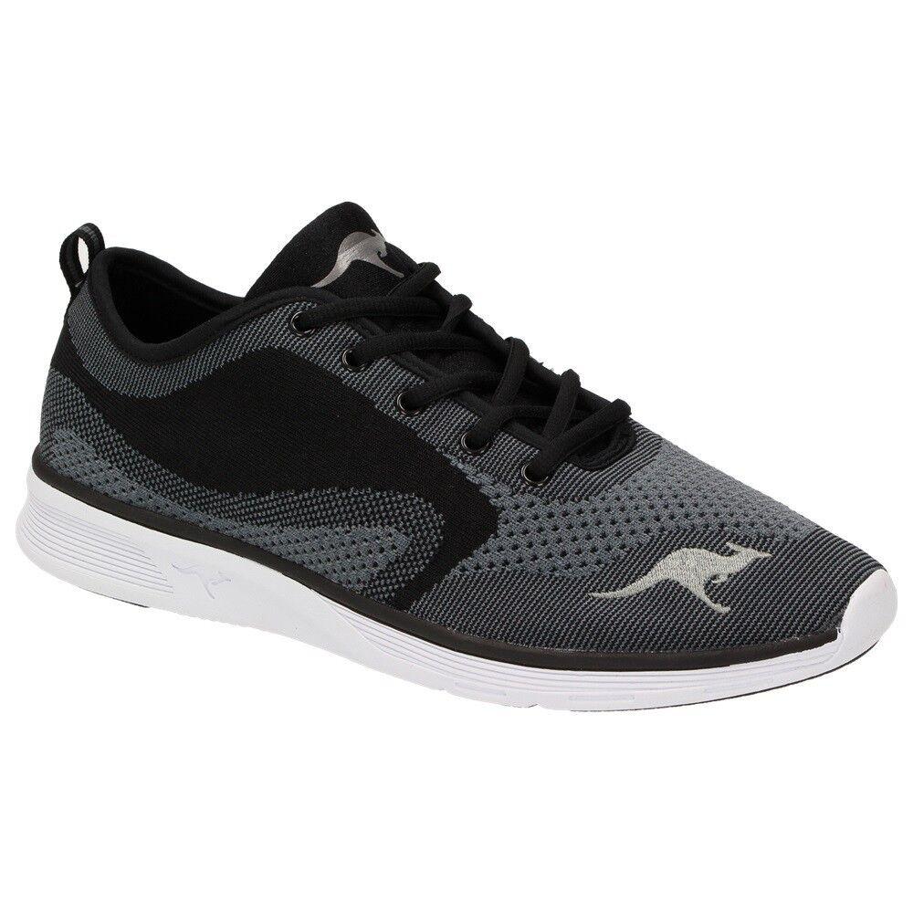 Kangaroos 8004a ZAPATILLAS Zapatos Hombre Informal Y FITNESS ZAPATILLAS 8004a DE DEPORTE e26644