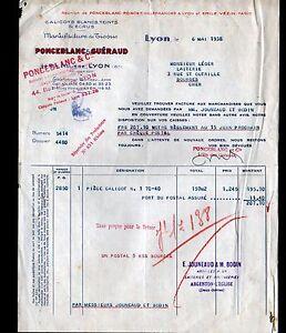 LYON-69-USINE-de-TISSUS-CALICOTS-034-PONCEBLANC-GUERAUD-034-illustre-FILEUSE-1938