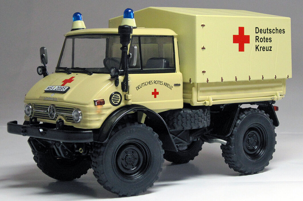 2027 Unimog 406 Football lumière Beige, 1 3 2  Weise-Toys  bonne réputation