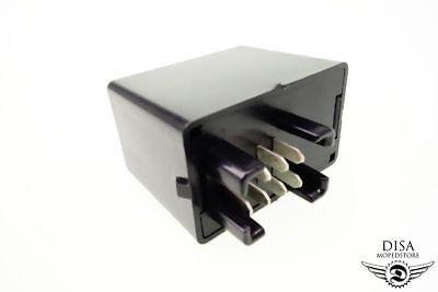 LED Blinkerrelais passend f/ür Suzuki GSF 600 Bandit WVA8 2000-2004