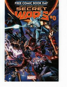 SECRET-WARS-NO-0-FREE-COMIC-BOOK-DAY-MARVEL-COMICS-JUNE-2015