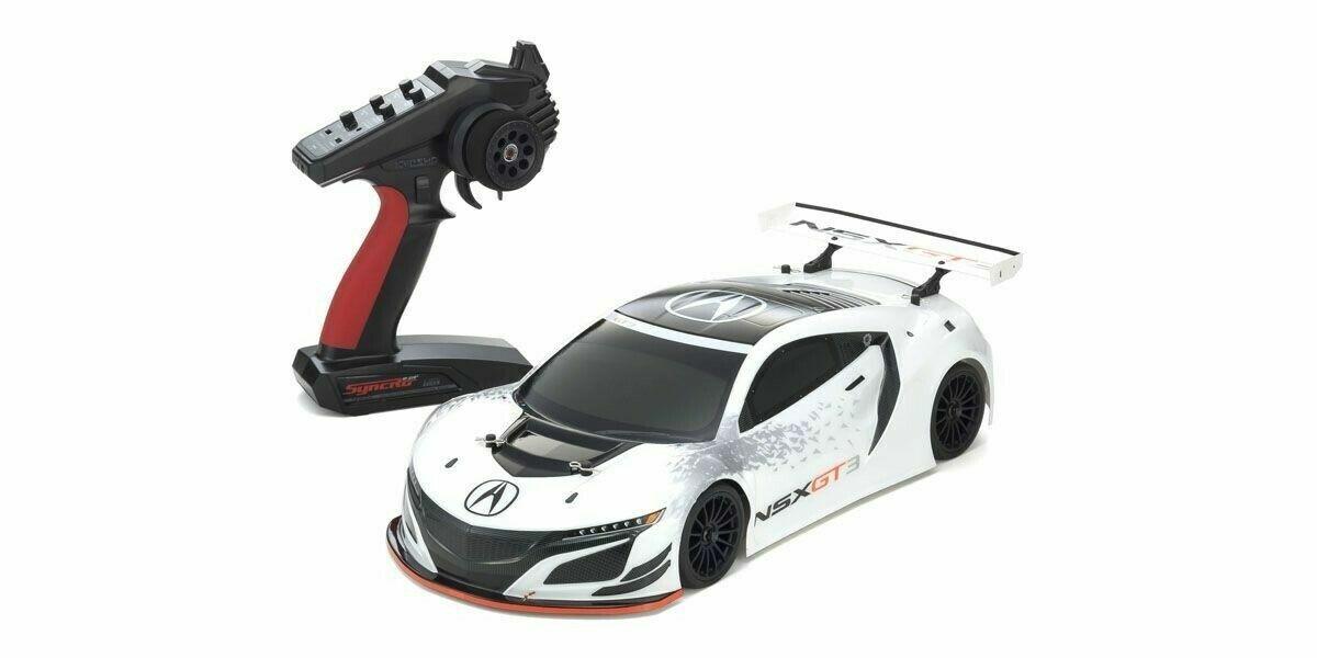 al prezzo più basso Kyosho 33208 FW06 GP 1 10 Acura NSX GT3 PureTen PureTen PureTen 4WD On-strada RTR Readyset  acquisti online