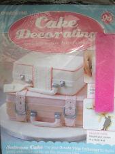 Deagostini Cake Decorating Magazine ISSUE 95 WITH ORNATE STRIP EMBOSSER