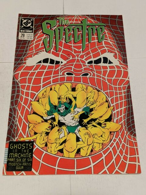 The Spectre #29 September 1989 DC Comics