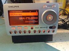 Used DELPHI XM SKYFI SKYFI 1 RECEIVER ONLY SIRIUS SA10000 or sa50000 call