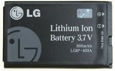 TRACFONE NET10 STRAIGHTTALK LG 420g OEM 900 mAh Battery Model # Lgip-430a