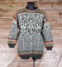 Dale of Norway Lillehammer 1994 Men Sweater Size runs XL, Genuine