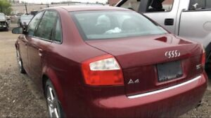 2004 Audi quattro