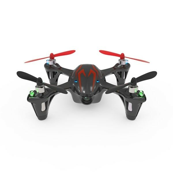 H107C-BR  Hubsan X4 Mini Quadcopter LED con fototelecamera 4Ch 2.4Ghz LCD TX  l'ultimo