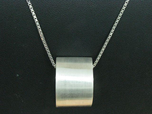 925 Sterling silver Kette & Anhänger   50,0cm   15,5g