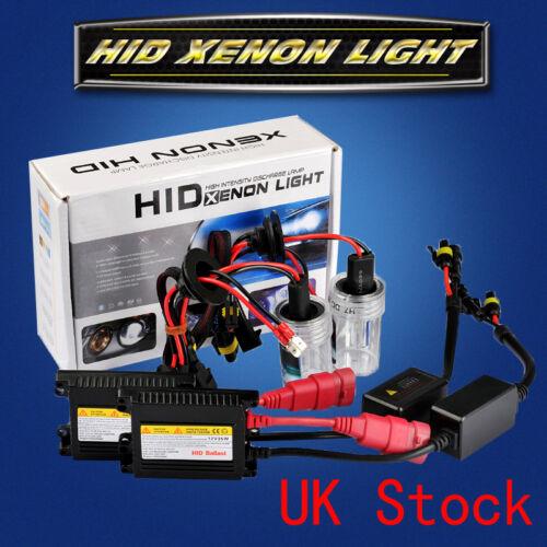 Upgraded Slim Ballast Car Xenon HID Kit H7 8000K 10000K Blue 6000k White Light