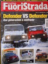 Tutto Fuoristrada n°6 2008 Mazda CX-7 Jeep Compass 2.0 TD [P42]