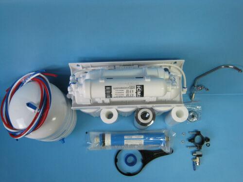 6 Livelli Osmosi Inversa Borraccia Filtro Acqua Impianto Unità ad Aus Der Eu