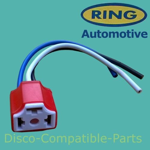 Land Rover Discovery 2, H4 Ceramic Headlight Connector Block By Ring