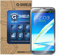 Genuine G-Shield® Tempered Glass Film Screen Protector For Samsung Galaxy Note 2