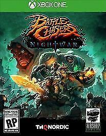 Battle-Chasers-Nightwar-Microsoft-Xbox-One-2017-BRAND-NEW-SEALED
