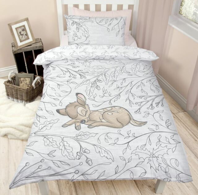 THE SNOWDOG SINGLE DUVET COVER SET