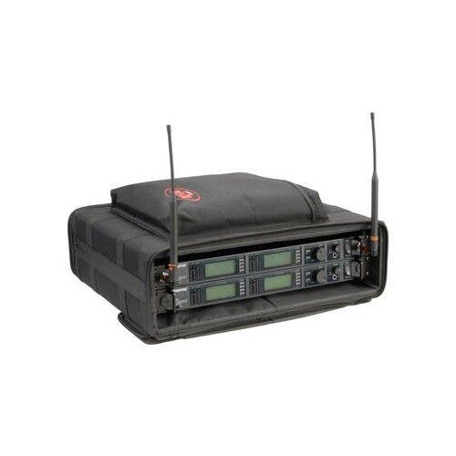 SKB Cases 1SKB-SC192U Housse semi-rigide pour Systèmes Micro sans Fil 2 U