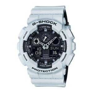 Casio G-Shock Mens Watch GA100L-7A Greater Montréal Preview