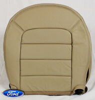 2004 Ford Explorer Limited -driver Side Bottom Replacement Leather Seat Cover