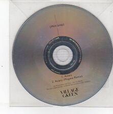 (DS489) Mint Julep, Aviary - 2010 DJ CD