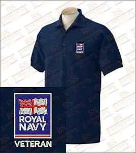 Royal NavyVeteran Crested Embroidered Cummerbunds