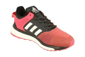 Dettagli su Adidas Response 3 Spinta da Donna da Corsa Scarpe da Ginnastica AQ6107