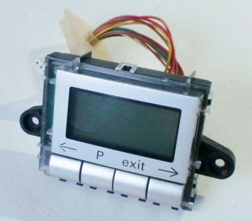 Display écran screen Menu touches panneau affichage Siemens Surpresso s40