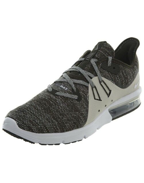 Men Nike Air Max Sequent 3 Running Lifestyle Shoes SequoiaSummit White 921694