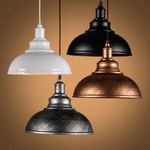 Vintage Industrie Hangeleuchte Design Decken Lampe Kupfer Metall