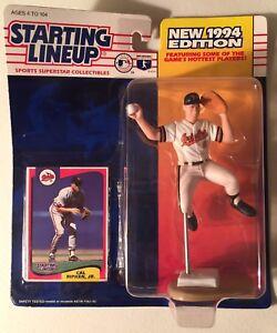 Cal Ripken Jr. Starting Lineup SLU 1994 Action Figure~Unopened~HOF~Orioles