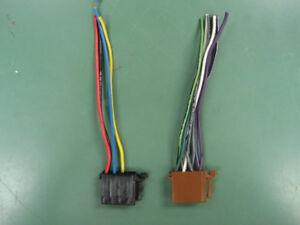 Blaupunkt-Car-Radio-Receiver-Wire-Harness-set-Power-amp-Speaker-wires