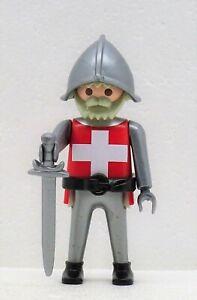 Playmobil 4 knights of malta