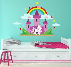 Branch Wall Decal With Girls Name Decal  Owl Full Color Nursery Murals ba1