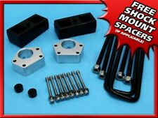 Full 3 Front Spacers 2 Rear Lift Kit For 1986 1998 Toyota Pickup Ifs T 100 4x4 Fits Toyota Pickup